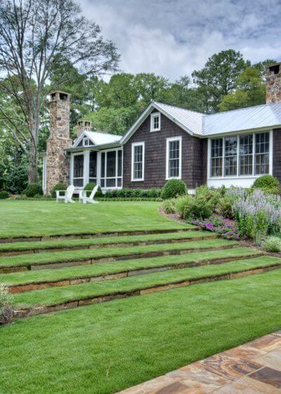 Inspirasi rumah idaman ala pedesaan