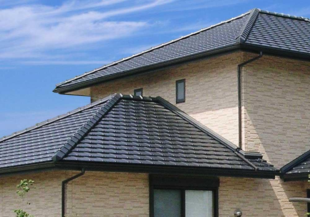 Atap kerapik untuk rumah minimalis