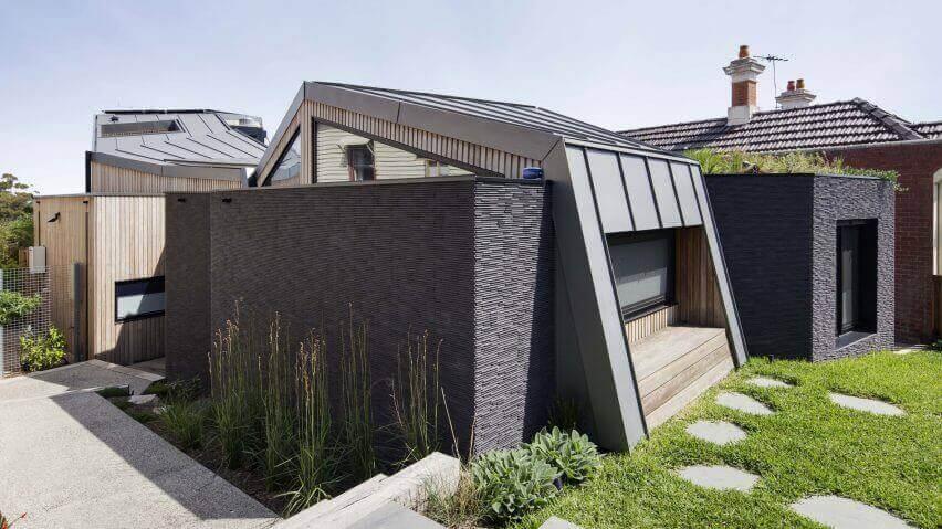 atap rumah minimalis modern