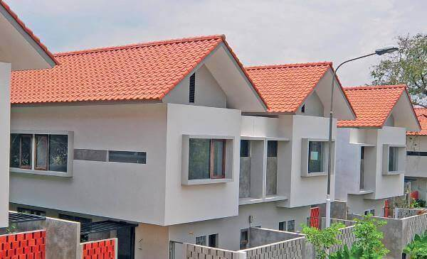 Atap Rumah Dari Genteng Tanah Liat