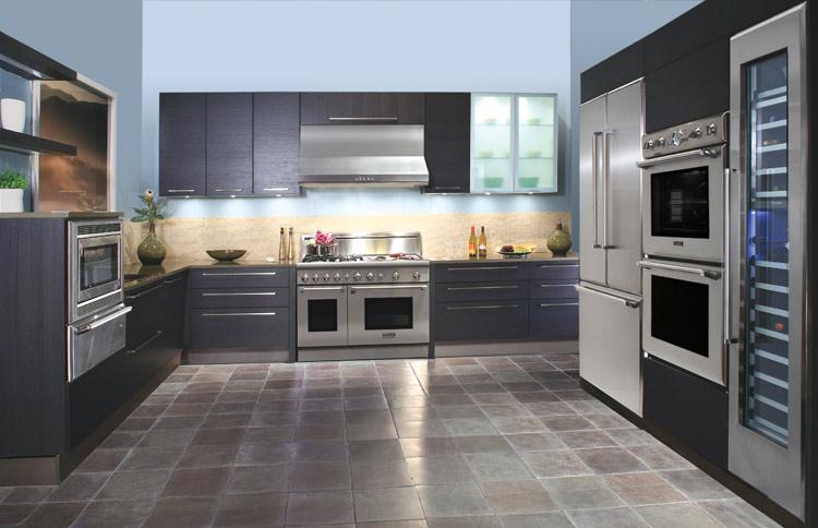 Desain dapur dari besi