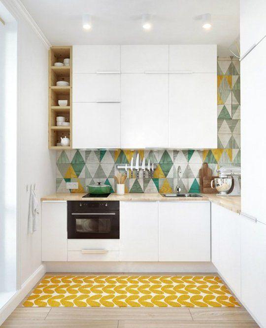 desain dapur 2x2