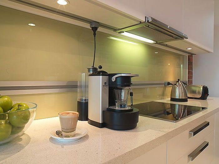 dapur bergaya modern listrik