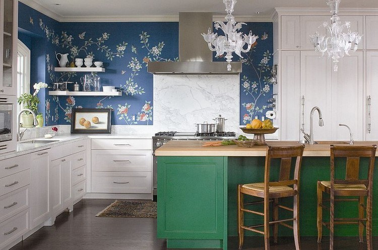 Moderl kitchen set Bentuk L