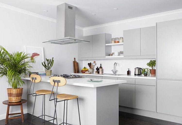 Kitchen set bentuk L terbaru