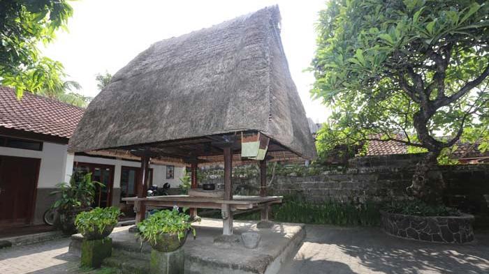 Jineng / Klumpu Rumah adat Bali