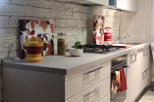 model kitchen set minimalis