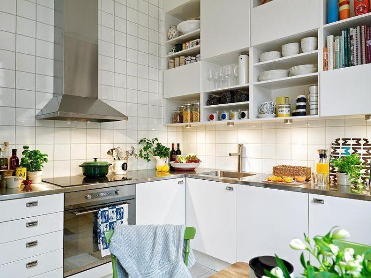 Kitchen set bentuk L