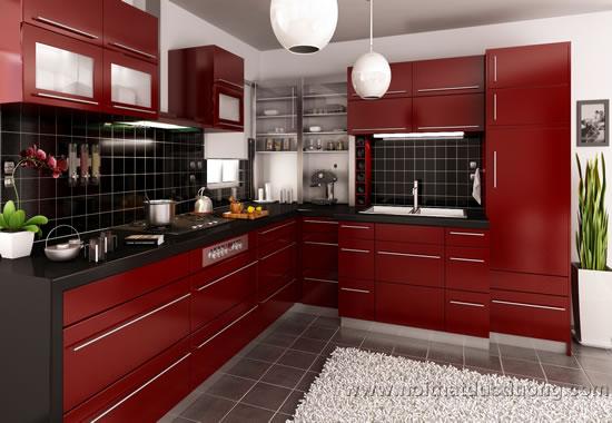 desain dapur mewah dan minimalis