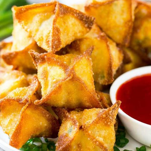 Crab rangoon recipes ideas