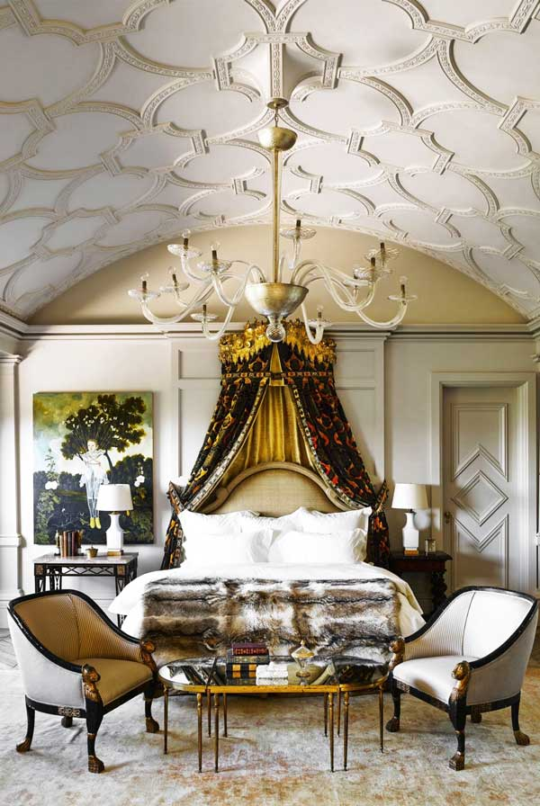 Best ceiling decor ideas   Plaster Tracery