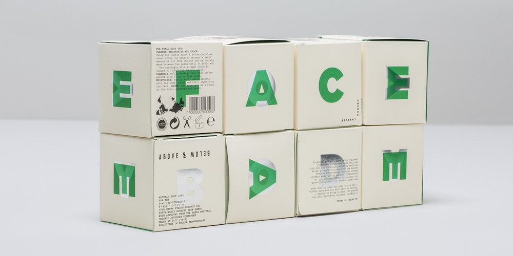 Beautiful Skincare Packaging Designs