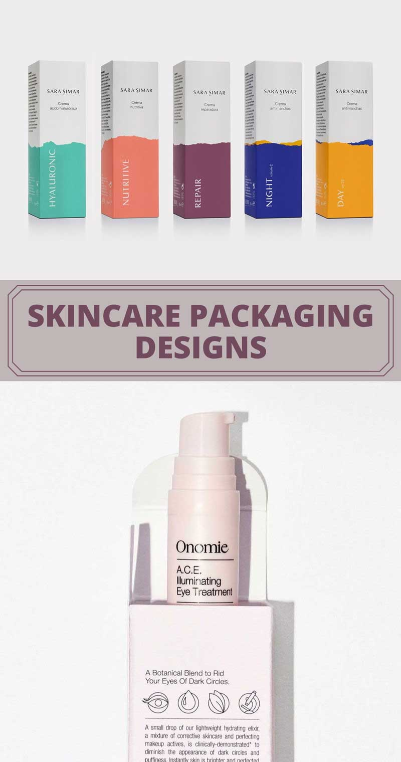 Best Skincare Packaging Designs Ideas