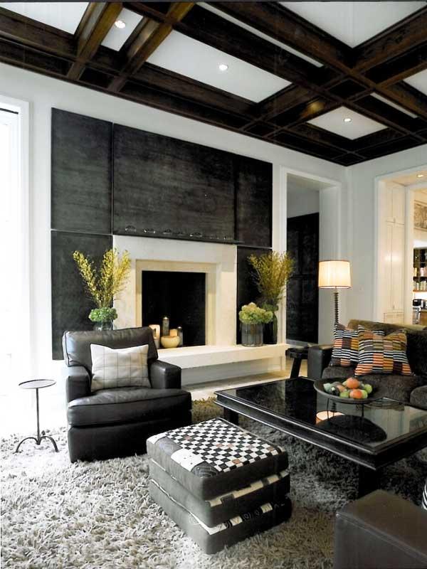 Best Modern Living Room Ceiling Design Luxury