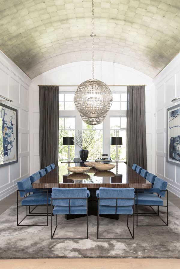 Luxury ceiling livingroom
