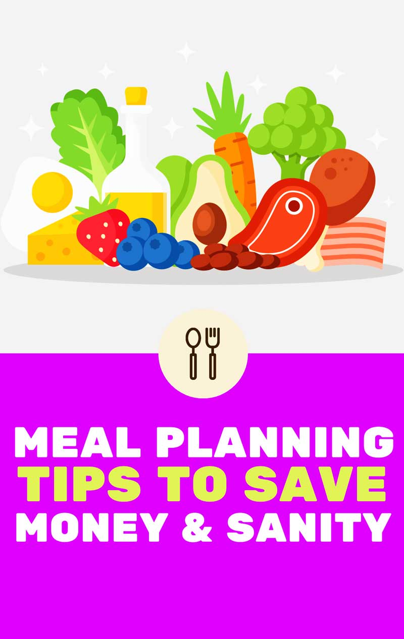 SIMPLE FAMILY MEAL PLANNING TIPS TO SAVE MONEY – MEAL PLANNER TEMPLATES Last Updated on January 1, 2020 by Jane 2 Comments Sharing is caring! Share Tweet Pin Save thousands every year with these easy-to-implement family meal planning tips! Did you ever have times in your life when you overspend at the grocery, only to end up not having something to eat later that week? And then you consider take out, which is more expensive and unhealthier, and then beat yourself up for not serving healthier dishes for your family? Sounds familiar? I was there once, too! Fortunately, there is a way around it and it's super easy and effective: meal planning. I've been meal planning for quite some time now and this is, hands-down, my most favorite tip on how to save money on food. This weekly routine has been instrumental in helping us cut our grocery bill in half, from over $600 per month to $300, and at the same time in eating healthy. WHAT IS MEAL PLANNING? Most of us plan for essential things in our lives with such dedication, whether it's your dream wedding or the ultimate family vacation. But do you plan for everyday events like cooking and dining? Meal planning is not as grand as picking the menu for your wedding, but it's an important aspect in life that allows you to feed your family with nutritious and delicious food while allowing you to save time and money. Think of meal planning this way: you sit down on the table one night, pen and paper in hand, and then you try to figure out what to feed your family for the rest of the week. When you go to the stores, you know exactly which ingredients to buy, and you're sure you'll use every single one of them. Welcome to This Mama Blogs Play Video The main goal of meal planning is to reduce your stress and take the guesswork out of your meals. When you know what to prepare and cook, you become less overwhelmed and more focused. And if you've always hated spending time in the kitchen because of the sheer amount of work you seem to hav
