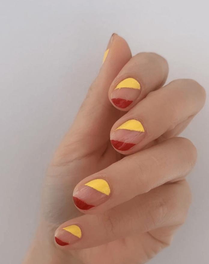 Nails art design ideas for summer